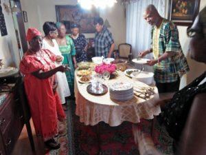 Aunt Letitia Luncheon